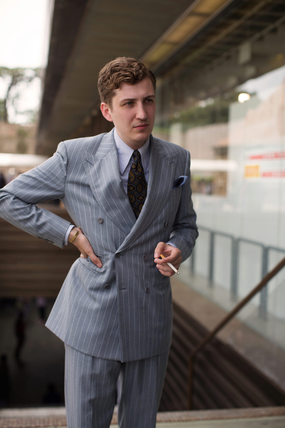 The Fortezza, Florence   The Sartorialist